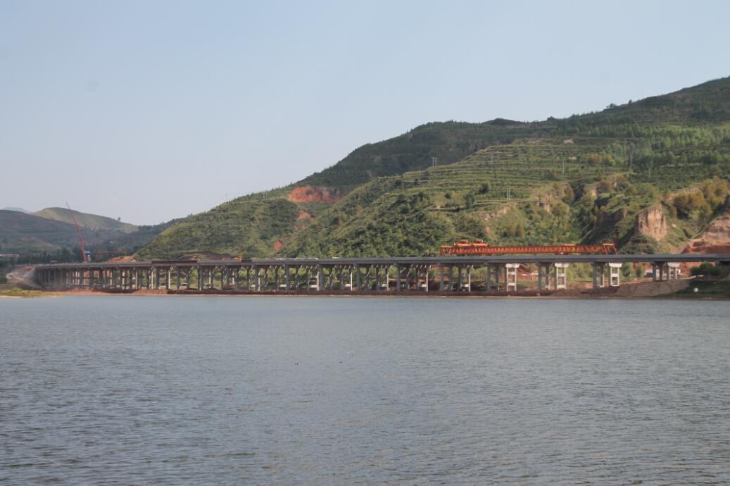 青岛山东路桥图片